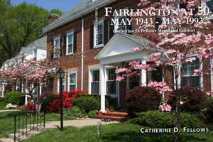 Cover for Fairlington at 50 - Photo for Cover by Guy Land
